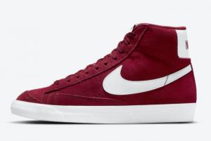 2021 Nike Blazer Mid '77 Suede Team Red CI1172-601 Hot Sale