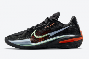 2021 Nike Zoom GT Cut Black CZ0175-001 Basketball Sneakers For Sale