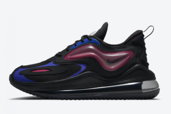 Brand New Nike Air Max Zephyr Black Raspberry CV8837-004