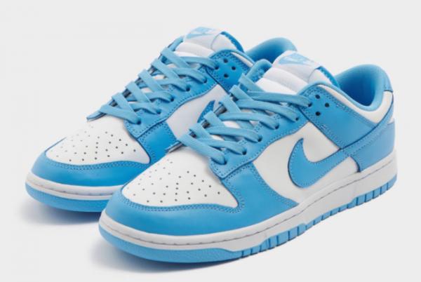 Brand New Nike Dunk Low University Blue DD1391-102 Sneakers On Sale-1