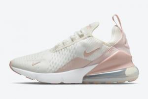 Buy Nike Air Max 270 Sail Beige Pink DM3053-100 Shoes Online