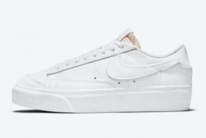 Buy Nike Blazer Low Platform Triple White DJ0292-100