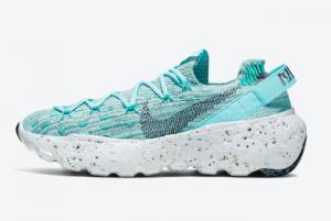 Discount Nike Space Hippie 04 Aqua CD3476-402