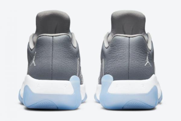 High Quality Air Jordan 11 CMFT Low Cool Grey CW0784-001 Hot Sell-2