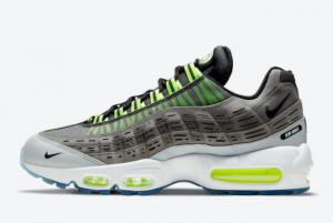 High Quality Kim Jones x Nike Air Max 95 Black Volt DD1871-002 Online Sale