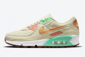 Hot Sale Nike Air Max 90 Happy Pineapple DC5211-100 New Arrival