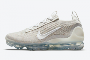 Latest Release Nike Air VaporMax 2021 Oatmeal DH4088-001 Training Shoes