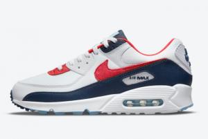 New Fashion Nike Air Max 90 USA Denim DJ5170-100