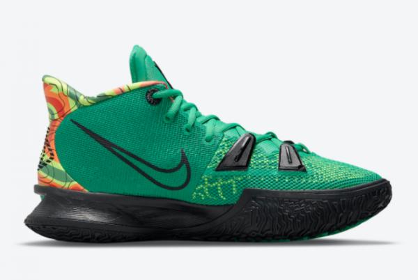 Newest Nike Kyrie 7 Weatherman CQ9327-300 Basketball Shoes-1