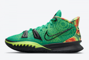 Newest Nike Kyrie 7 Weatherman CQ9327-300 Basketball Shoes