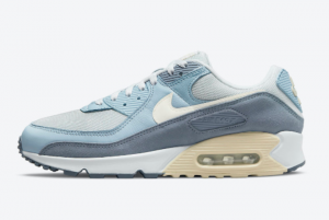 Nike Air Max 90 Premium Ashen Slate DM2829-001 Latest Release Sneakers