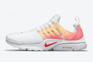 Nike Air Presto Sunrise White Hyper Crimson DM2837-100 Best Deals