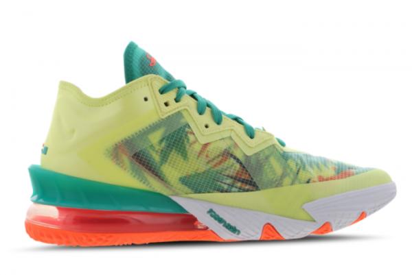 Nike LeBron 18 Low LeBronold Palmer Men's Shoe-1