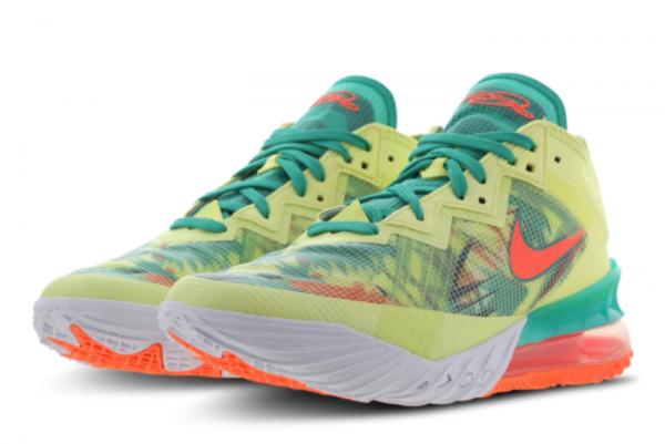 Nike LeBron 18 Low LeBronold Palmer Men's Shoe-3