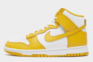 Shop Nike Dunk High Dark Sulfur DD1869-106