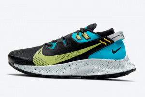 Wholesale Nike Pegasus Trail 2 Laser Blue Limelight CK4309-003 Sneakers On Sale