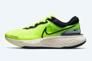 2021 Cheap Nike ZoomX Invincible Run Flyknit Barely Volt CT2228-700