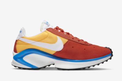 2021 Hot Sale Nike D/MS/X Waffle Yellow Orange CQ0205-801-1