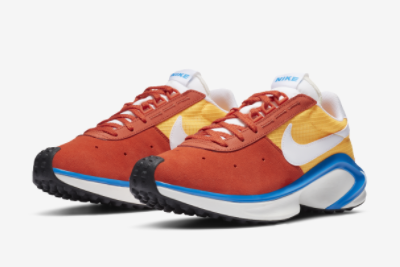 2021 Hot Sale Nike D/MS/X Waffle Yellow Orange CQ0205-801-2