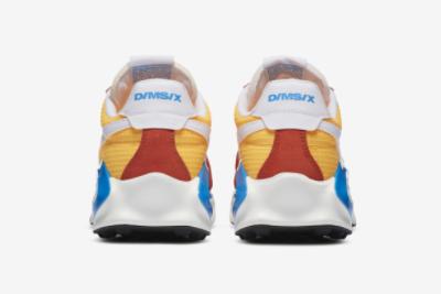 2021 Hot Sale Nike D/MS/X Waffle Yellow Orange CQ0205-801-3