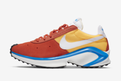 2021 Hot Sale Nike D/MS/X Waffle Yellow Orange CQ0205-801