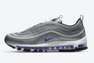 2021 Latest Nike Air Max 97 Purple Bullet DJ0717-001