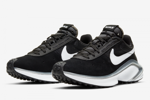 2021 Latest Release Nike D/MS/X Waffle Black Silver CQ0205-001-2