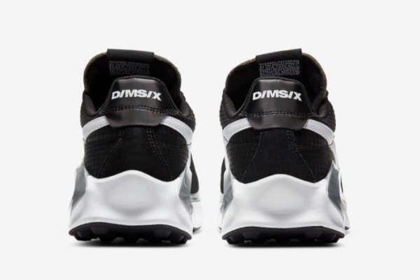 2021 Latest Release Nike D/MS/X Waffle Black Silver CQ0205-001-3