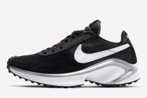 2021 latest release nike d ms x waffle black silver cq0205 001 300x201