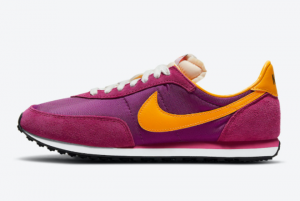 2021 Latest Release Nike Waffle Trainer 2 Fireberry DB3004-600