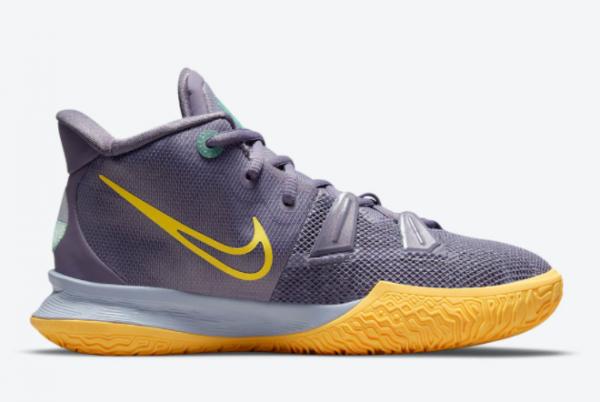 2021 New Nike Kyrie 7 Daybreak CT4080-500 For Women-1
