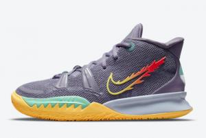 2021 New Nike Kyrie 7 Daybreak CT4080-500 For Women