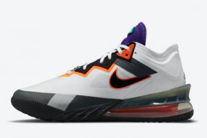 2021 New Nike LeBron 18 Low Greedy Men's Shoe CV7564-100