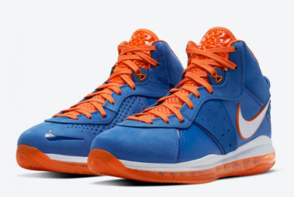 2021 New Release Nike LeBron 8 HWC CV1750-400-3
