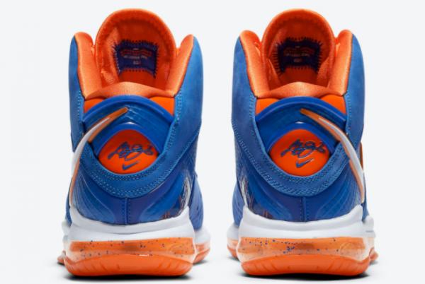 2021 New Release Nike LeBron 8 HWC CV1750-400-2