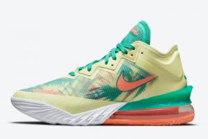 2021 Nike LeBron 18 Low LeBronold Palmer CV7562-300 For Sale Online