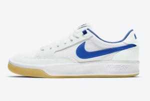 2021 Release Nike SB Adversary White Royal CJ0887-106