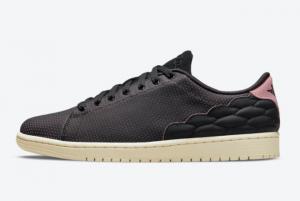 Air Jordan 1 Centre Court Black Pink DJ2756-006 Women's Sneakers