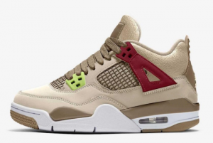 Air Jordan 4 GS Where The Wild Things Are For Women