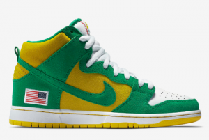 Anonymous x Unheardof x Nike SB Dunk High Oakland 305050-337