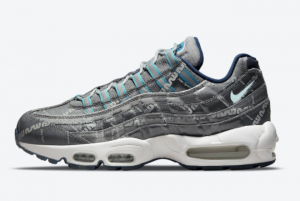 Best Sell Nike Air Max 95 Summer Showers DJ4670-084