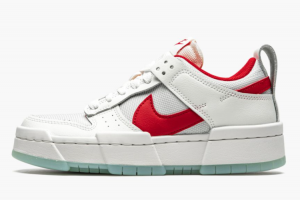 Best Sell Nike Dunk Low Disrupt Summit White/Gym Red CK6654-101