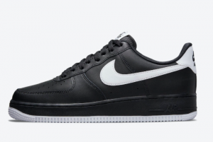 Brand New Nike Air Force 1 Low Black/White DC2911-002