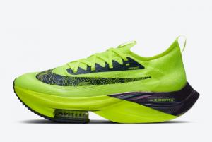 Discount Nike Air Zoom Alphafly NEXT% Volt/Racer Blue-Multi-Color-Black DC5238-702
