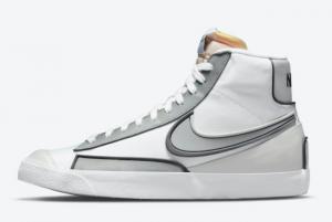Discount Nike Blazer Mid '77 Infinite Iron Grey DA7233-103