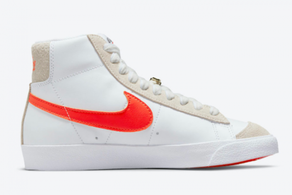 Discount Nike Blazer Mid '77 SE First Use DH6757-100 For Sale Online-1