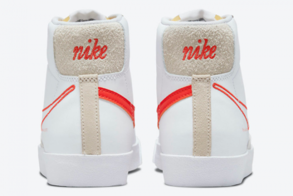 Discount Nike Blazer Mid '77 SE First Use DH6757-100 For Sale Online-3