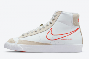 Discount Nike Blazer Mid '77 SE First Use DH6757-100 For Sale Online