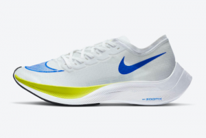 Discount Nike ZoomX VaporFly NEXT% White Cyber AO4568-103