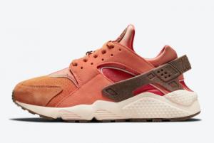 Fashion Nike Air Huarache Turf Orange DM6238-800 Shoes